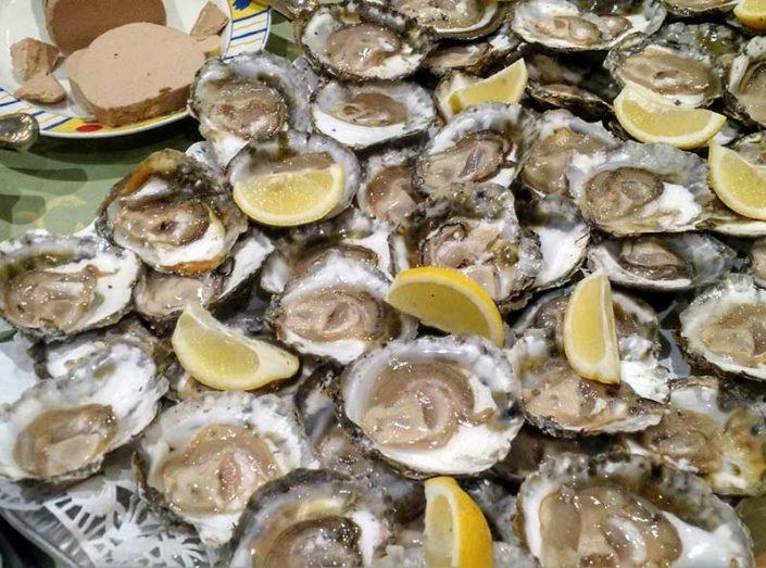 Los Pescaítos - ostras