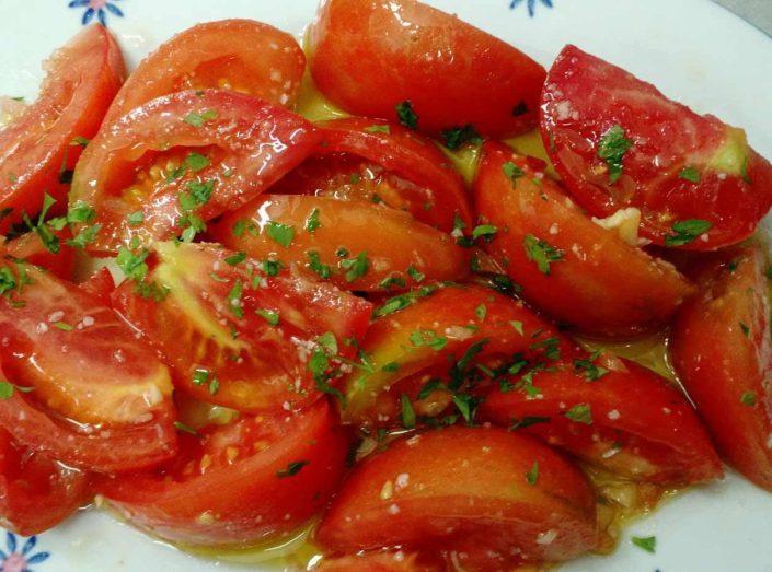 Los Pescaítos - tomate